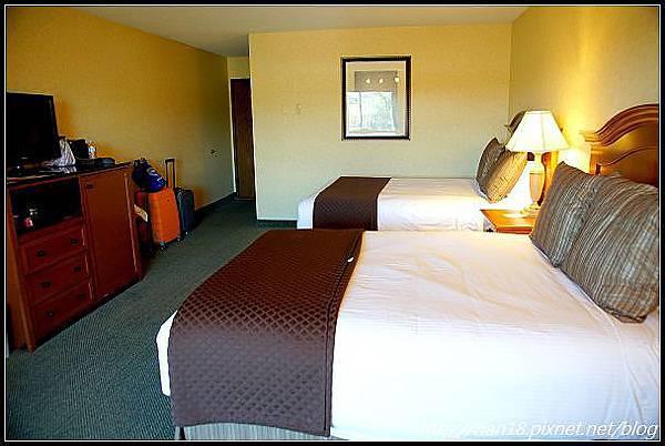 【美國】加州平價連鎖飯店~Red Lion Hotel (10)
