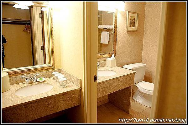 【美國】加州平價連鎖飯店~Red Lion Hotel (14)