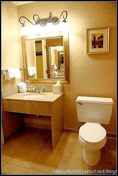 【美國】加州平價連鎖飯店~Red Lion Hotel (15)