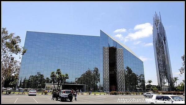【美國】加州水晶大教堂 (1)