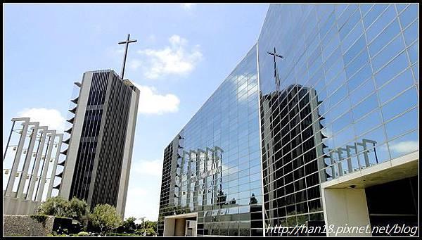 【美國】加州水晶大教堂 (2)