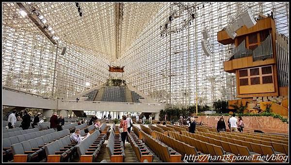 【美國】加州水晶大教堂 (4)