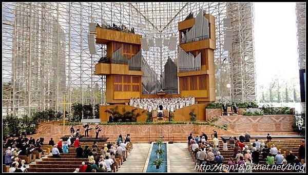 【美國】加州水晶大教堂 (5)