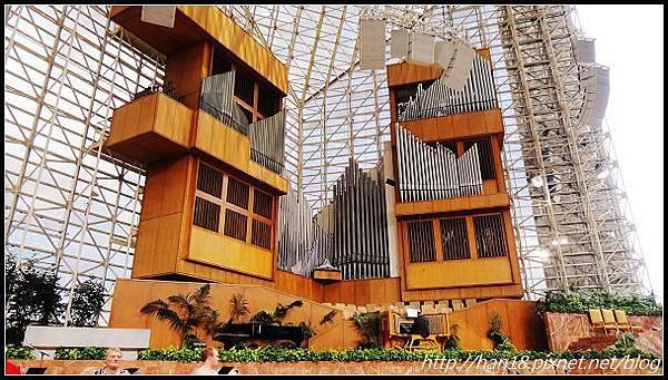 【美國】加州水晶大教堂 (8)