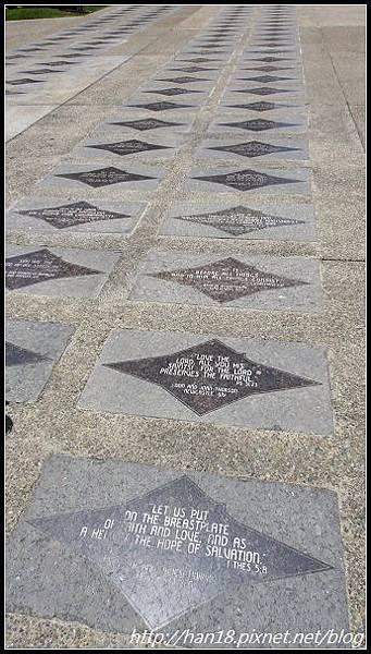 【美國】加州水晶大教堂 (13)