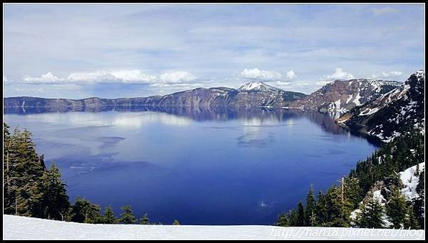 【美國】俄勒岡州火山湖國家公園~Crater Lake(綺麗湖) (1)