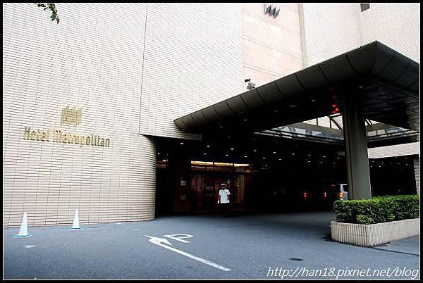 【東京】池袋大都會飯店 (2)