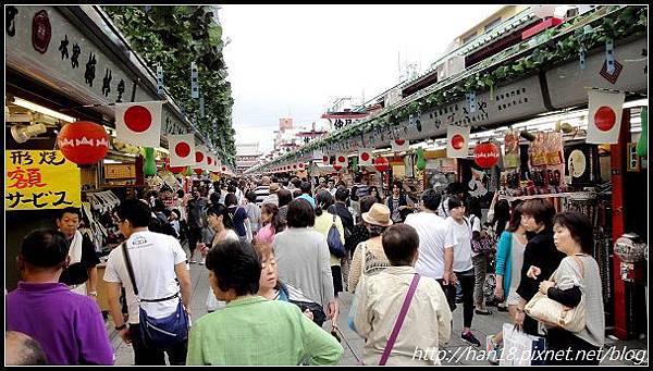 東京-淺草寺 (8)