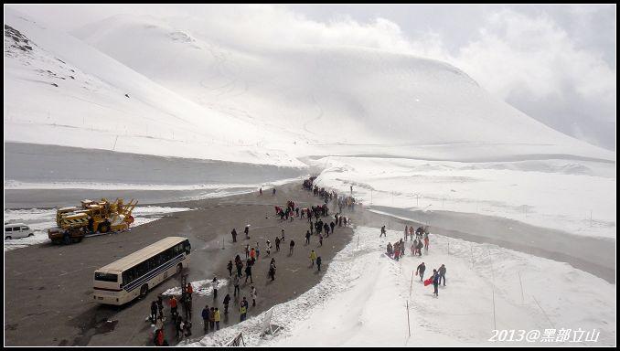 【2013黑部立山】Day2。六種交通工具、立山17公尺雪壁、黑部水庫 (21).jpg