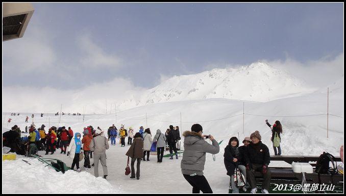 【2013黑部立山】Day2。六種交通工具、立山17公尺雪壁、黑部水庫 (22).jpg