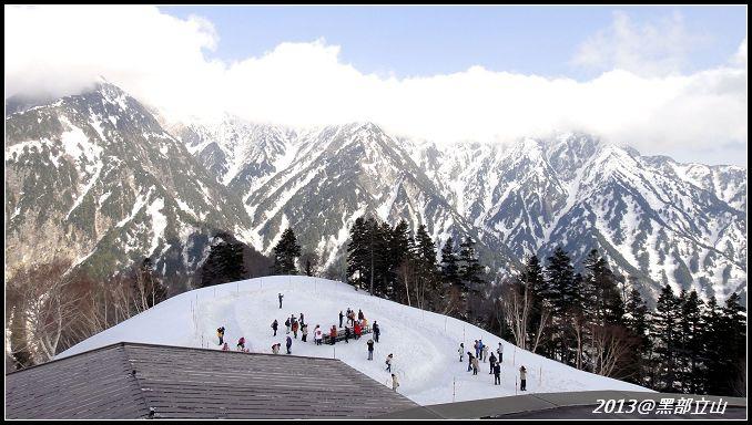 【2013黑部立山】Day2。六種交通工具、立山17公尺雪壁、黑部水庫 (39).jpg