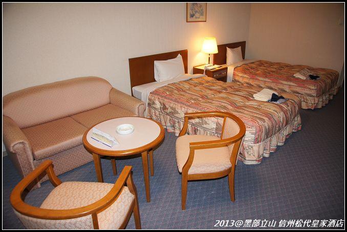 【2013黑部立山】Day2。信州松代皇家酒店(信州松代ロイヤルホテル) (8).jpg