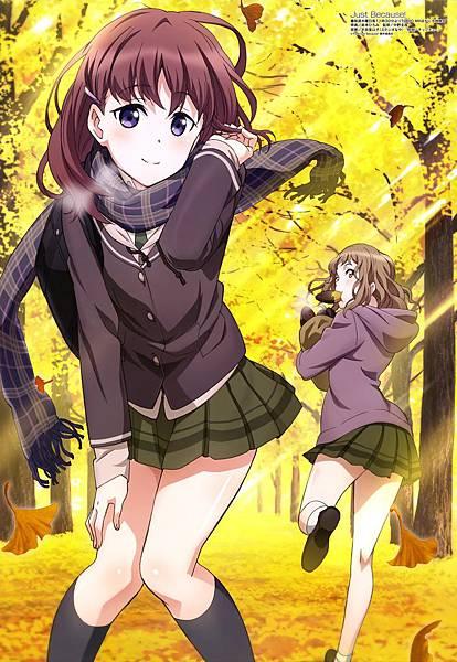 yande.re 416305 sample just_because! komiya_ena natsume_mio sakamoto_hiromi seifuku