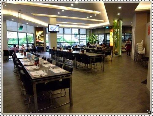 白木屋旗艦店LA WISH法式餐廳