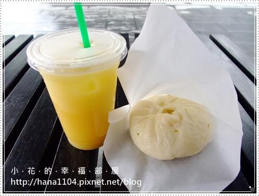 熊本城櫻の小路*牛肉包&芒果汁
