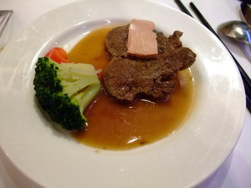 西華飯店B-ONE自助午餐