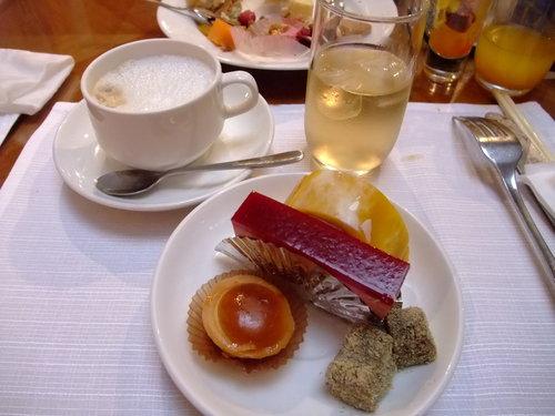 喜來登大飯店~十二廚下午茶