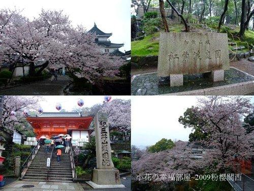 和歌山城+紀三井寺