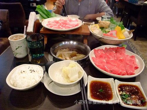 霸子日式涮涮鍋