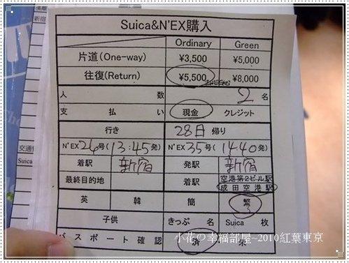 Suica&N'EX