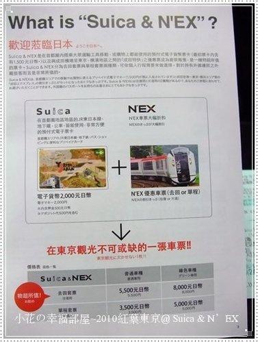 Suica & N'EX
