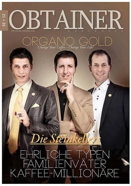 史丁格勒三兄弟 在歐洲OG咖啡