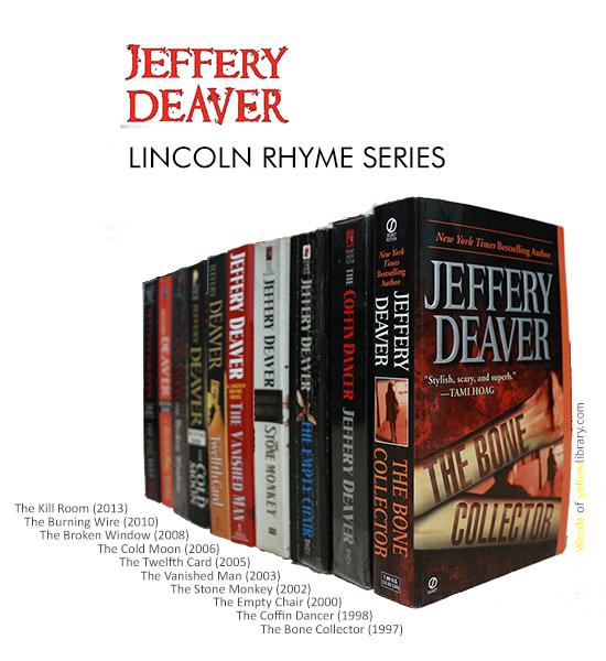 Lincoln Rhyme Series Jeffery Deaver