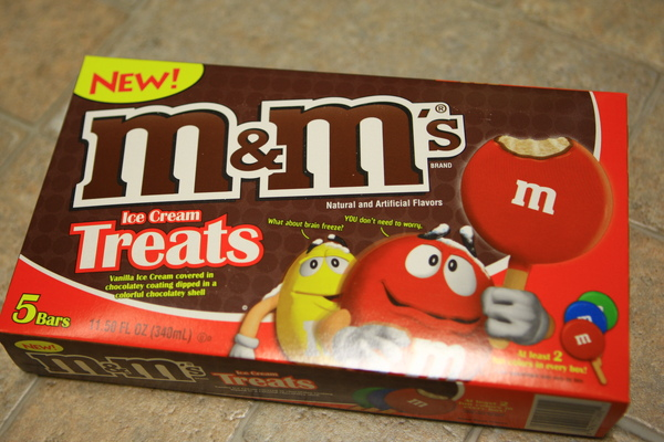 M&M冰棒