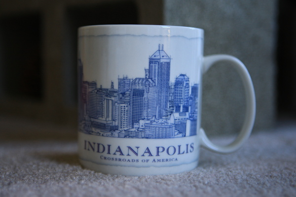 印地安波利斯杯