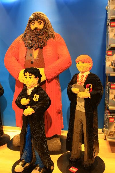 LEGO哈利波特