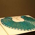 古埃及區-埃及古文物之項鍊,2008年的現代也很流行的設計