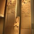 古埃及區-非常完整的石雕
