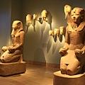 古埃及區-超大尊石像們