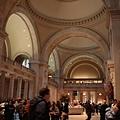 大都會美術館的大廳