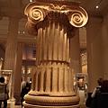 希臘區-古希臘石柱的一小部分