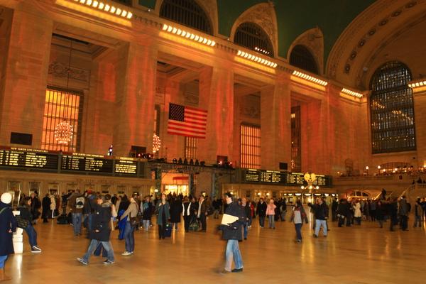 紐約中央車站大廳1