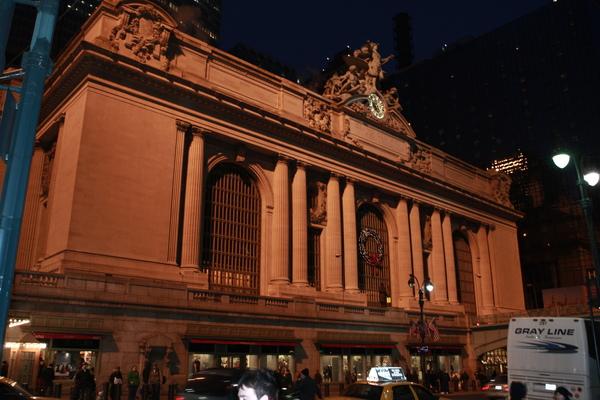 紐約中央車站外觀