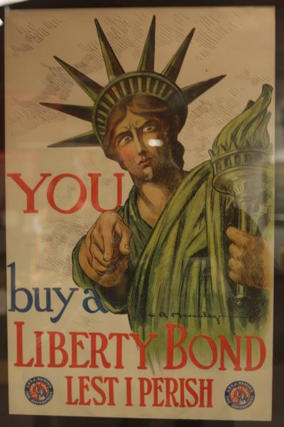 關於自由女神的海報1