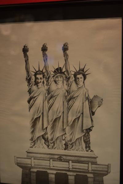 關於自由女神的海報4