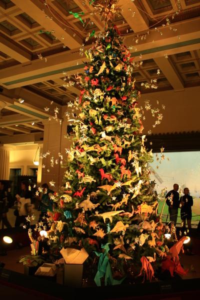 最讓我驚豔的聖誕樹