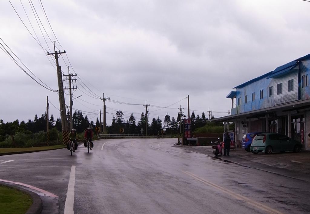花蓮石梯坪單車環島
