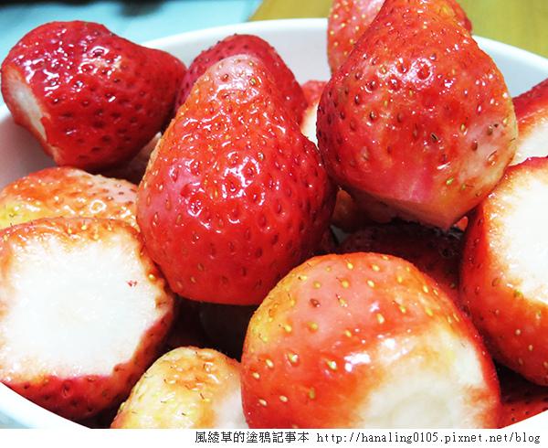 2014.02.13吃草莓
