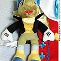 20140225Duffy的小木偶裝