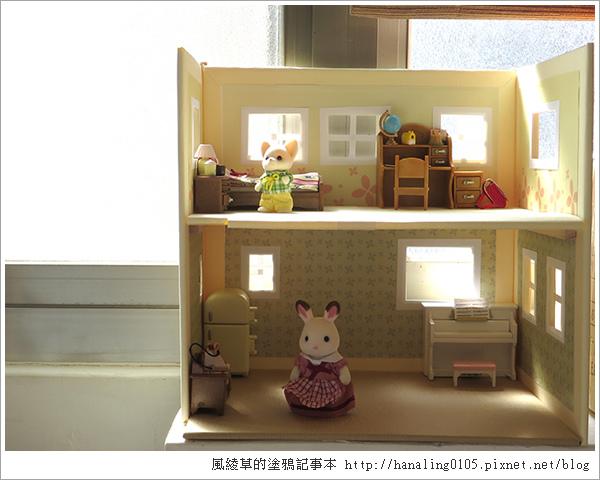 20151130 娃娃屋%2F玩具屋製作過程分享