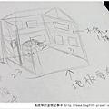 20151130 娃娃屋/玩具屋製作過程分享 設計圖01