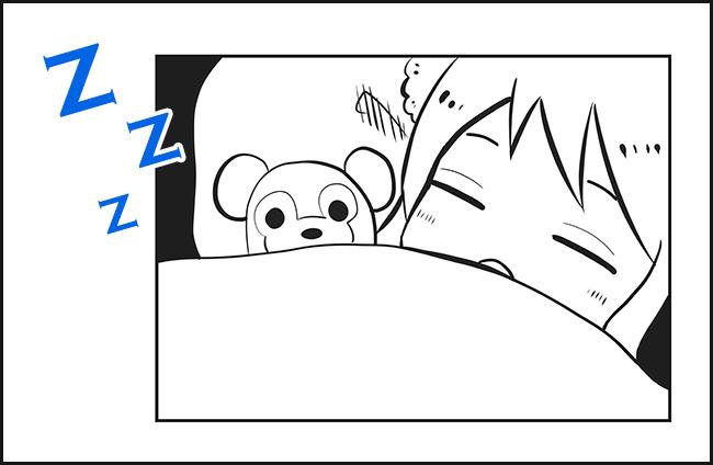 睡覺篇-所以我說眼睛怎樣了?