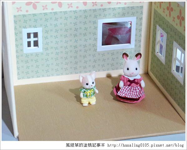 20151202娃娃屋/玩具屋製作過程分享01