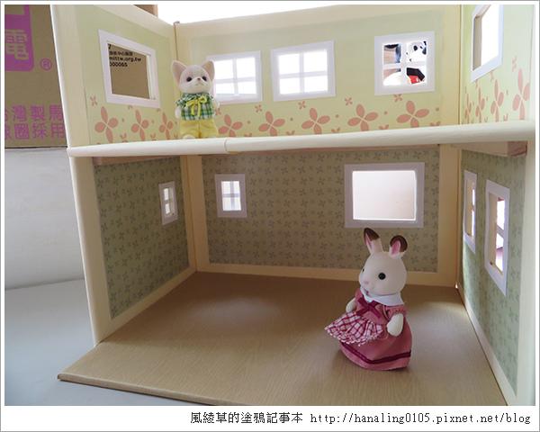 20151204 娃娃屋/玩具屋製作過程分享02