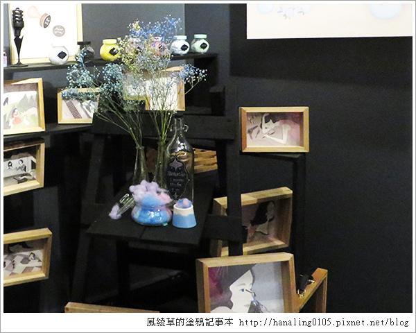 20160313松菸文創『搖滾吧!青春』插畫展