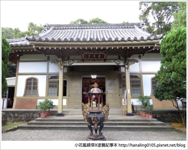 20161031北投普濟寺